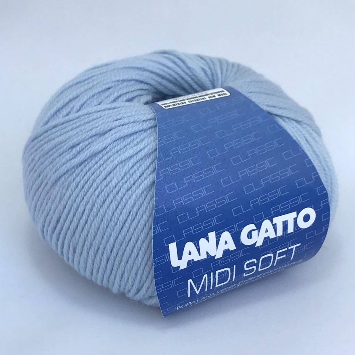 Пряжа Миди Софт (Midi Soft)