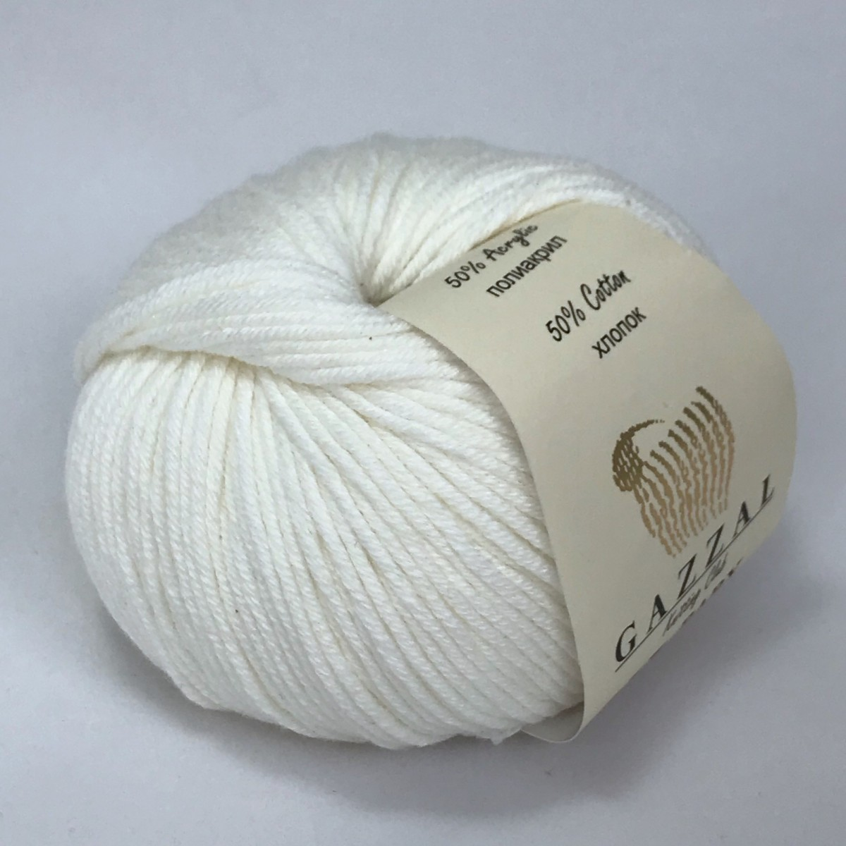 Пряжа Бэби Котон XL (Baby Cotton XL)