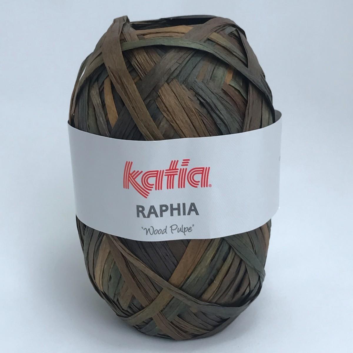 Пряжа Катя Рафия (Katia Raphia)
