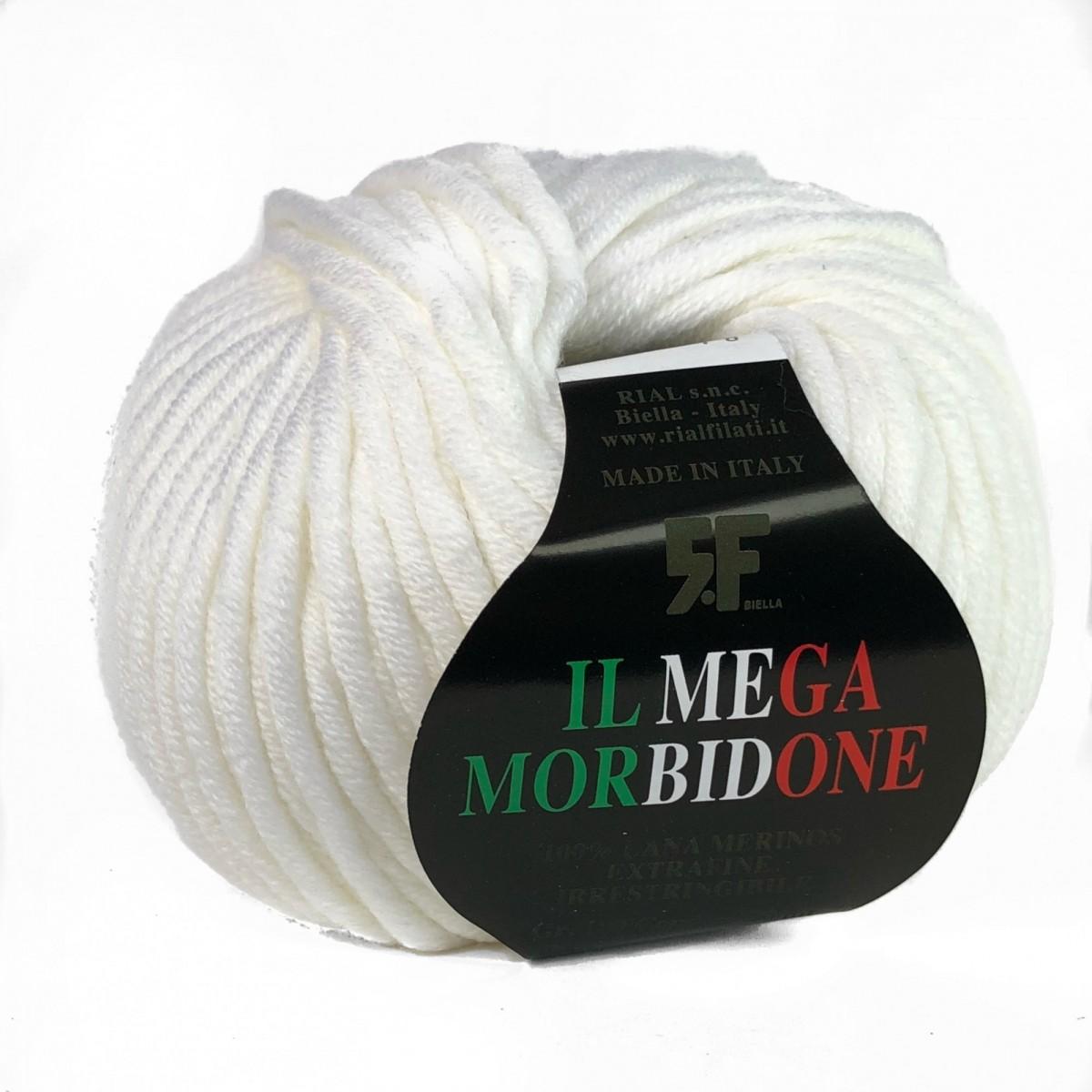 Пряжа Мега Морбидон ( Mega Morbidon)