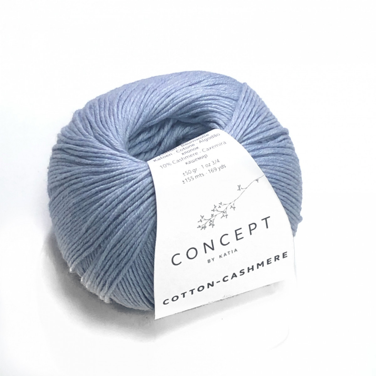 Пряжа Катя Концепт Коттон Кашемир (Concept Cotton-cshemere)