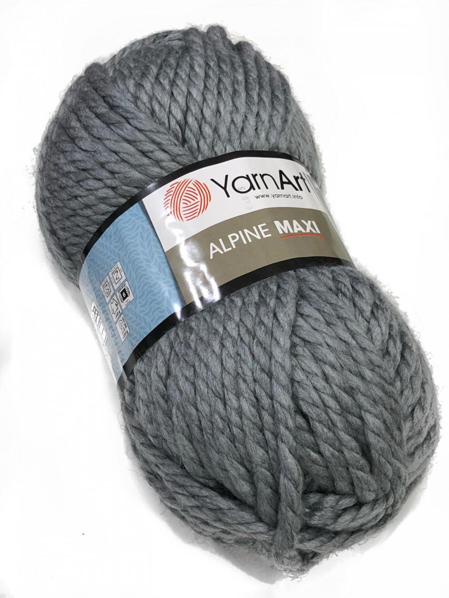 Пряжа ЯрнАрт Альпин Макси (Alpine Maxi)