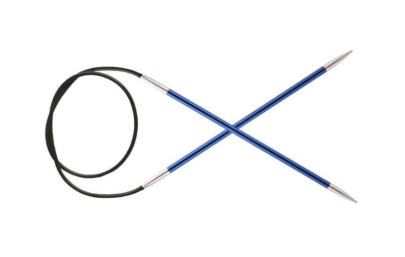 Спицы 4,5 Книт Про Зинг ( KnitPro Zing) леска 60 см