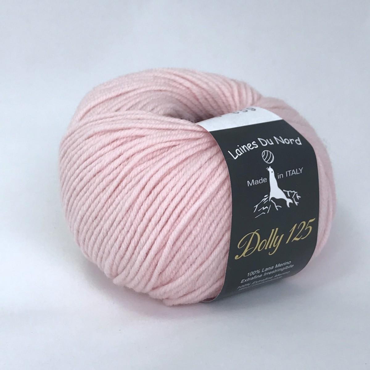 Пряжа Долли 125 (Dolly 125)