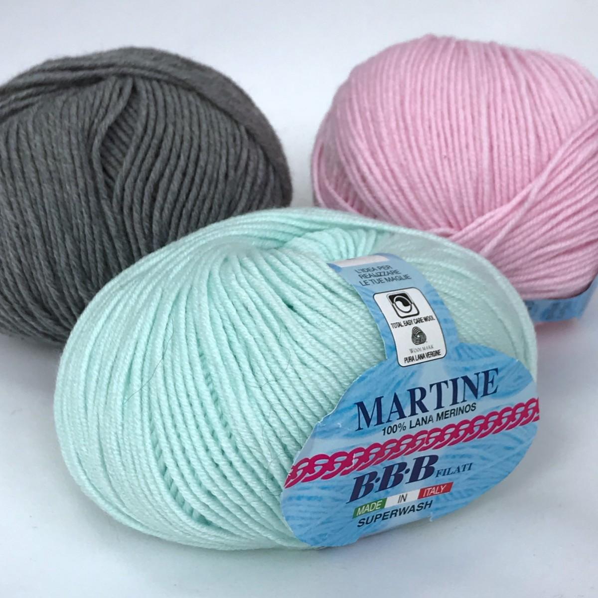 Пряжа Мартине (Martine)