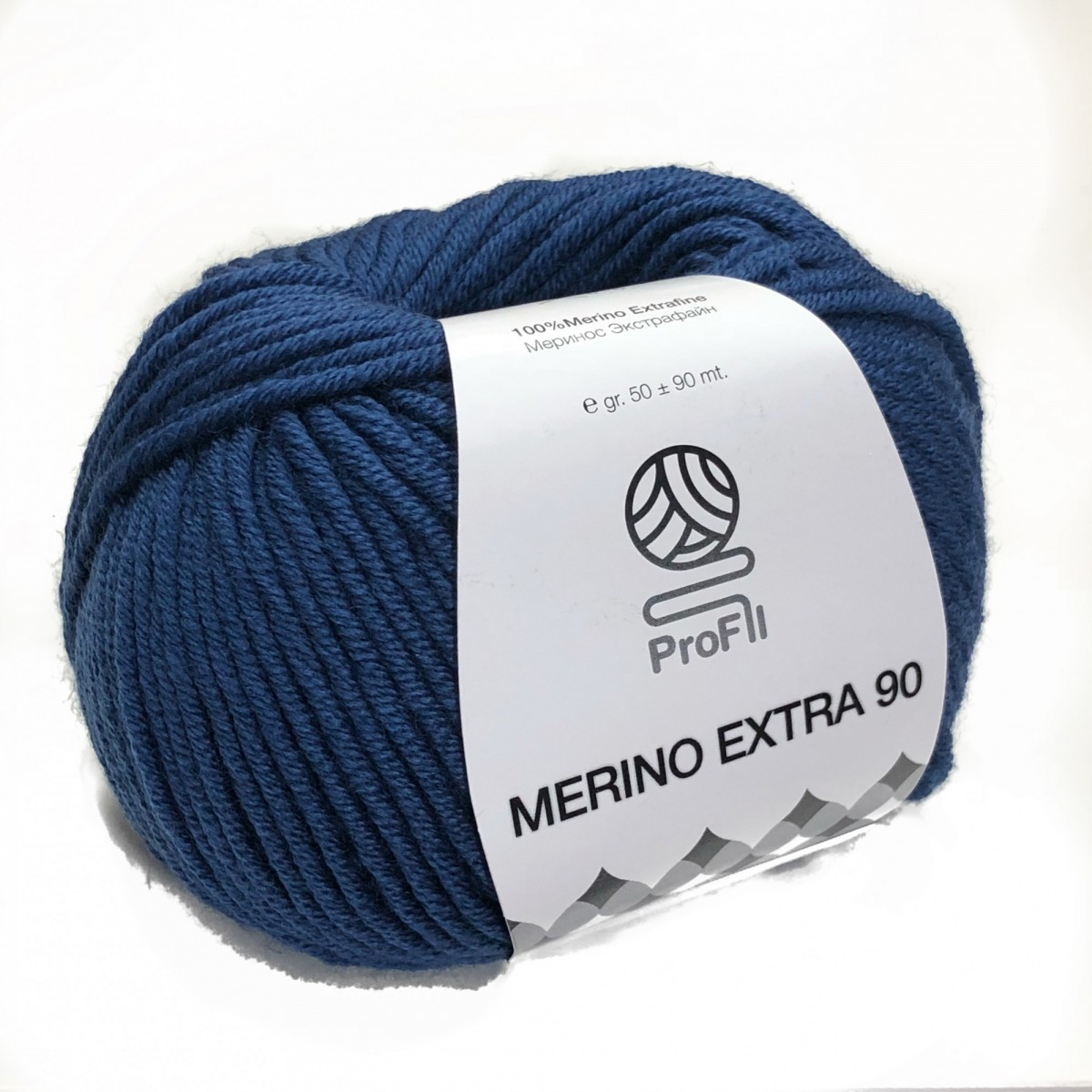 Пряжа Мерино экстра 90 (Merino Extra 90)