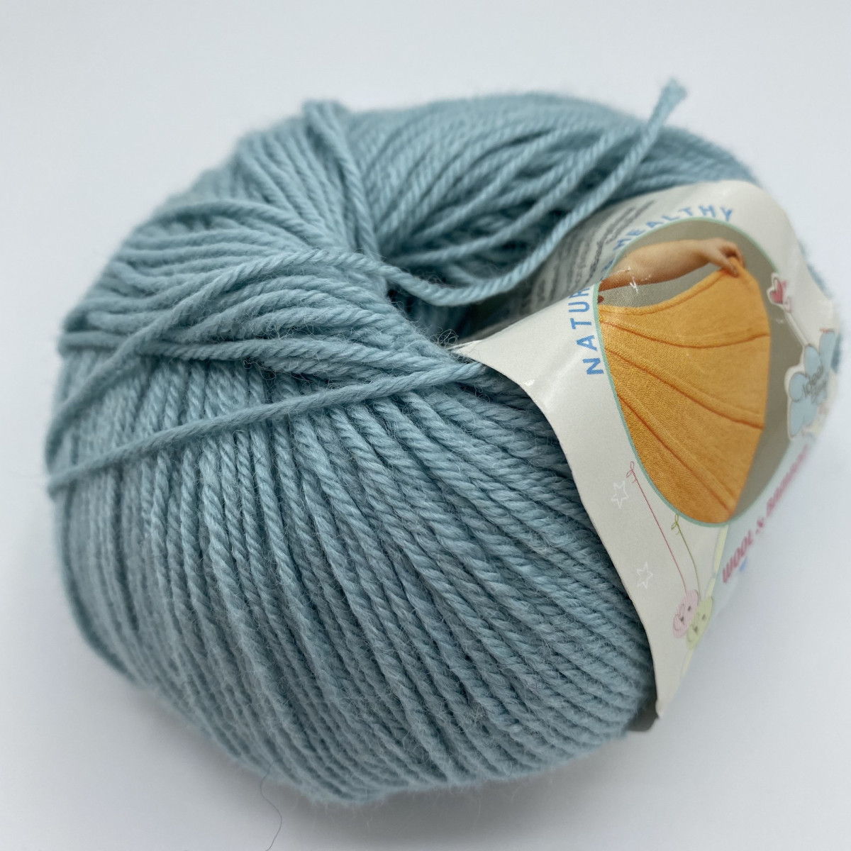 Пряжа Ализе Бэби Вул ( Alize Baby Wool )