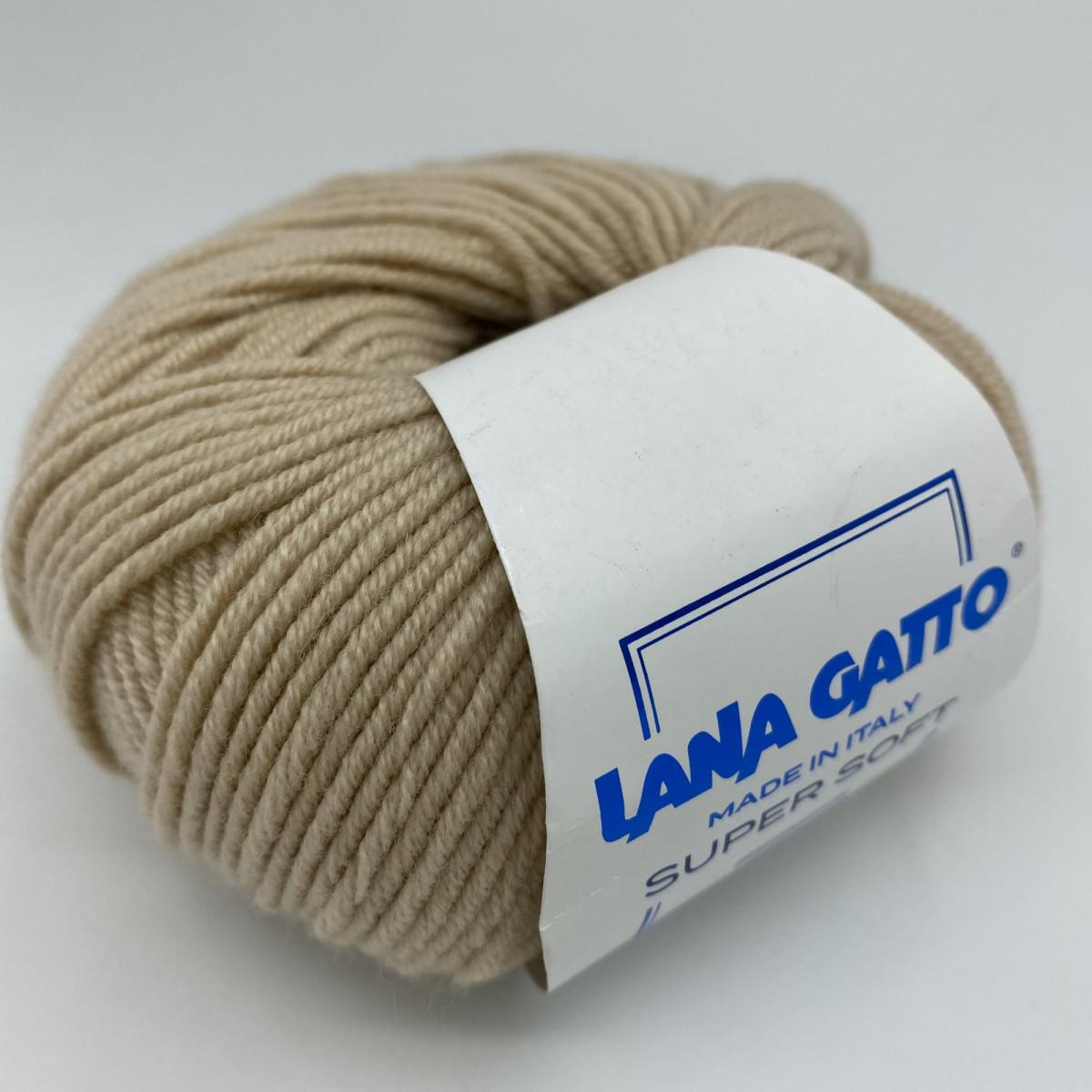 Пряжа Лана Гатто Супер Софт (Super Soft Lana Gatto )